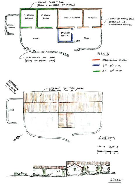 Dibujos para colorear de planos de casas y sus partes imagui for Plano de cocina fria