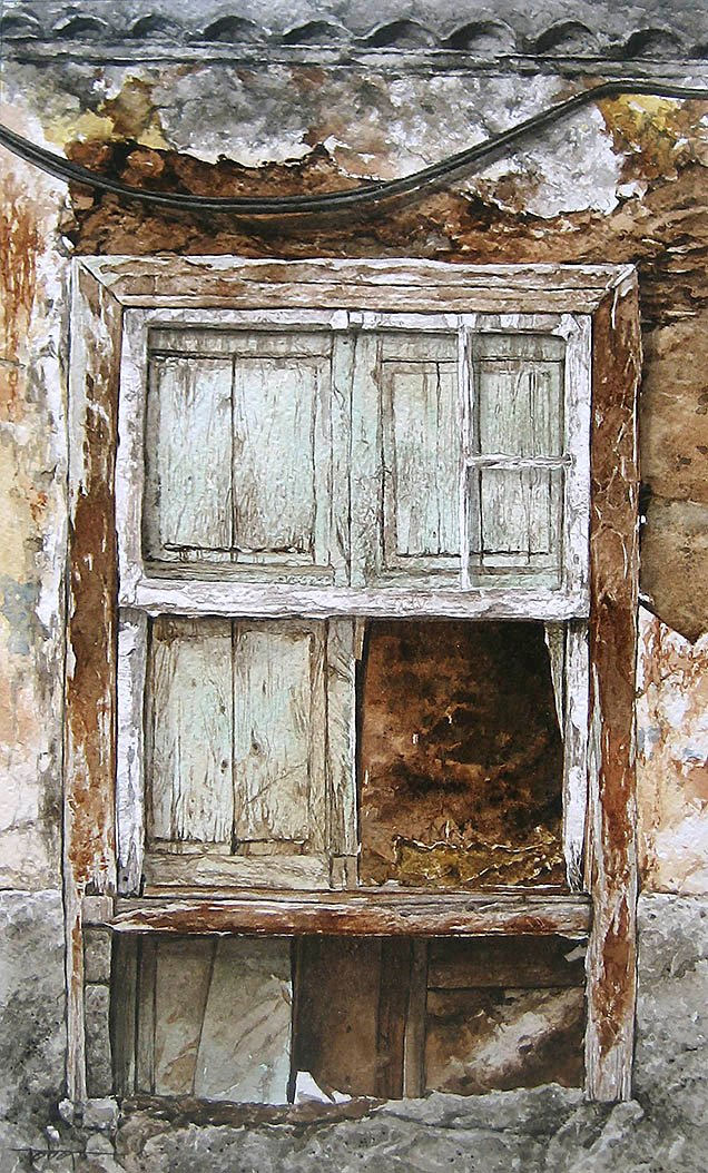 La ventana de pilar 4 - 3 2